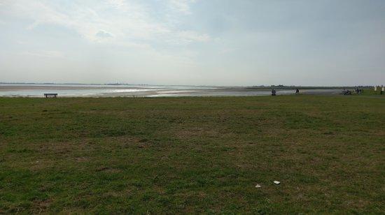 Strandbrasserie de Landing照片