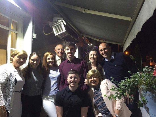 Dunleer, Ireland: Family