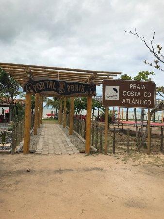 Costa do Altantico Beach