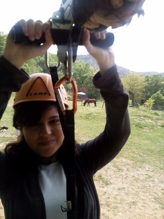 Mountain Activities Pelion: Flying fox