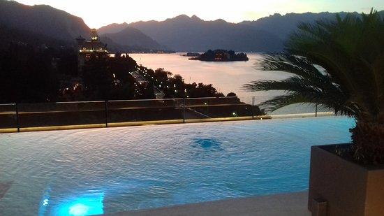 Sky Bar by Hotel La Palma: la piscina
