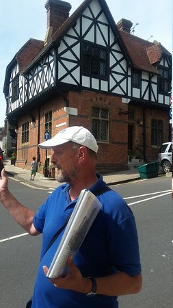 Arundel historic tour - excellent