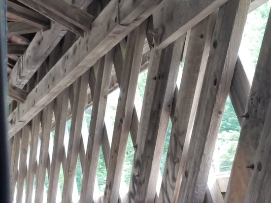 Conneaut, OH: Root Road Covered Bridge