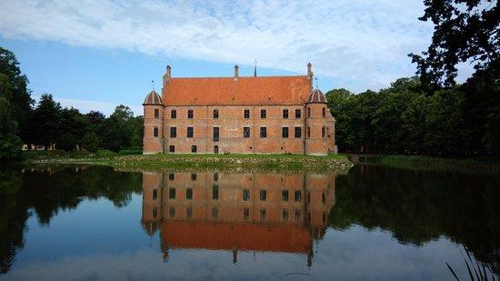 Rosenholm Slot: Effet Miroirs splendide