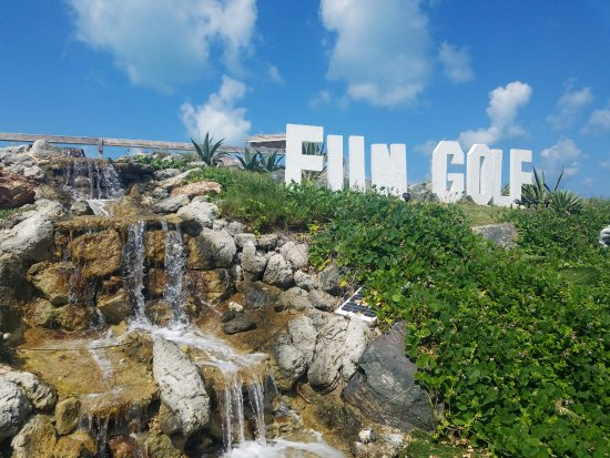 Bermuda Fun Golf!
