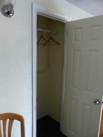 Rio Grande, Νιού Τζέρσεϊ: closet space was nice to have