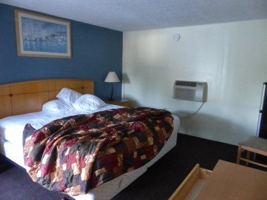 Rio Grande, Νιού Τζέρσεϊ: comfortablebig bed