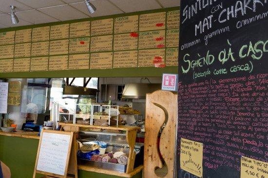 Cucina a vista - Picture of Il Matterello, City of San Marino ...