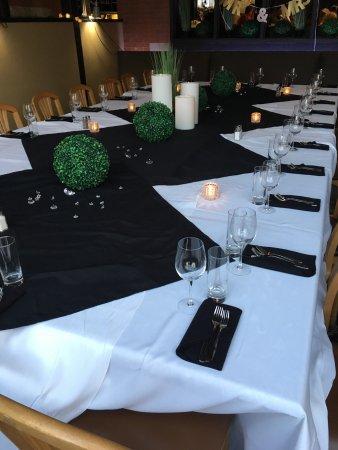 Strathroy, Kanada: Wedding day at the clocktower