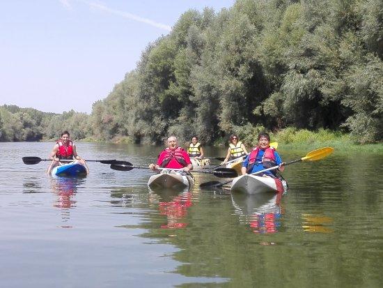 Kayak Aventura Coyanza
