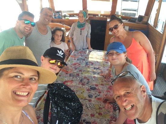 Pegasus Private Boat Trip