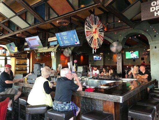 Diablo's Cantina: Le Bar