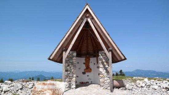 St. Radegund bei Graz, Österreich: Johanneskapelle