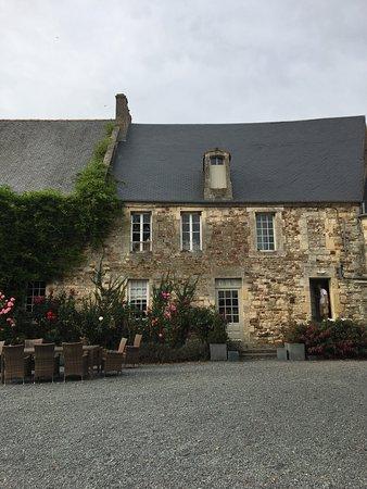 Barbery, ฝรั่งเศส: La Vieille Abbaye