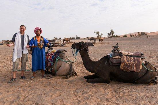 Riad Aicha: Trip to the desert
