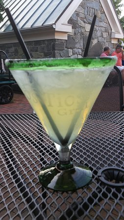 Los Tios Grill: $15 is a shocking price for a margarita.