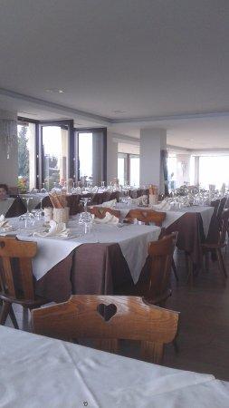 Aviatico, Италия: Sala pranzo