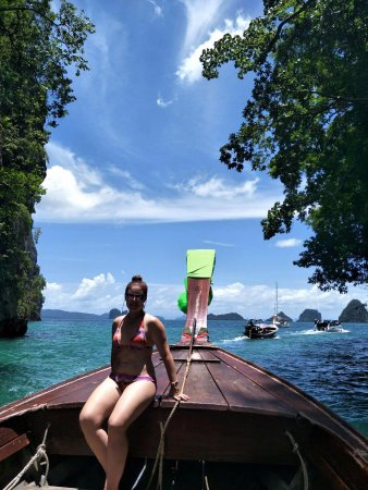 Andaman Camp and Day Cruise: Isla de Hong
