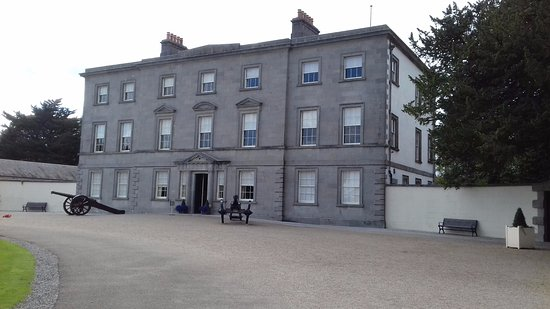County Meath, Irlanda: Front of house