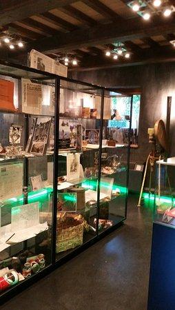 Museo del Tartufo Urbani : Angoli..