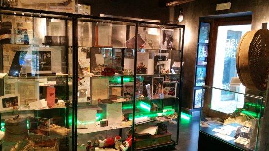 Museo del Tartufo Urbani : Vedute..