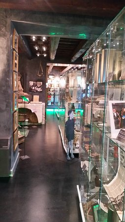 Museo del Tartufo Urbani : Ancora interni...