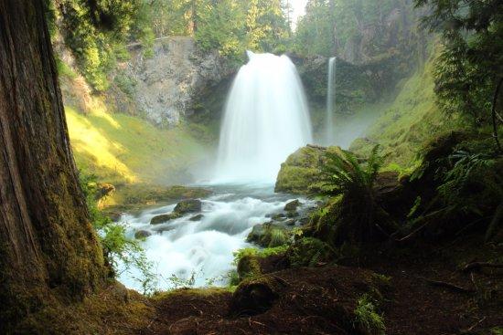 Sisters, OR: Sahalia Falls