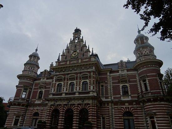 Oud Wassenaar: landhuis in Wassenaar