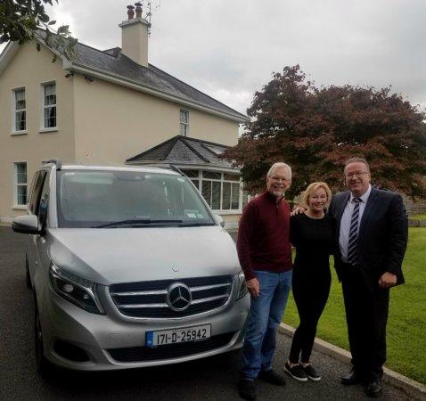 Moycullen, Irlanda: Fergus/Celtic Chauffeur