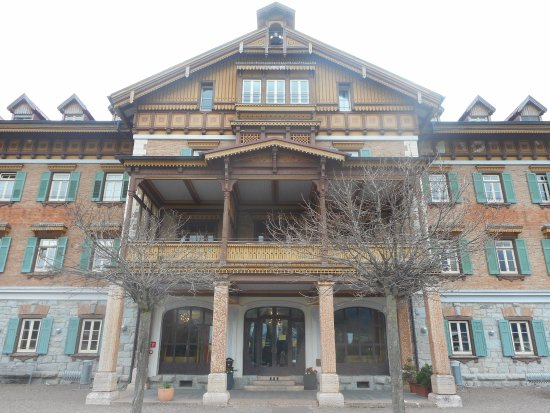 Miramonti Majestic Grand Hotel: Il Grand Hotel