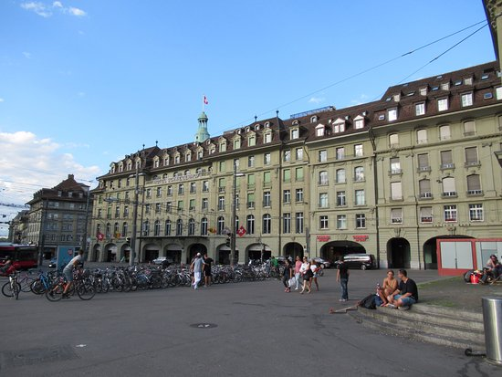 Schweizerhof Hotel & Spa: Schweizerhof Hotel in Bern