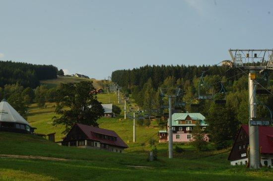 Skiport Velka Upa - Portasky