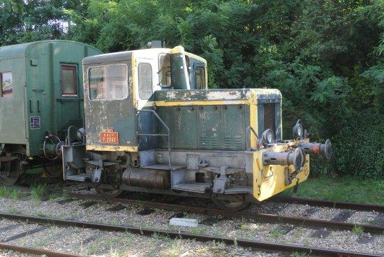 Pacy-sur-Eure, France: Le petit train