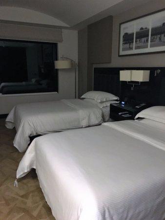 Hilton Bogota: Standard 2-double