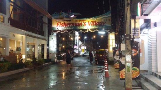 Fisherman's Village : fisherman