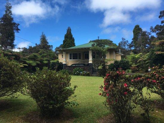 Kilauea Lodge: Ola'a Plantaion House