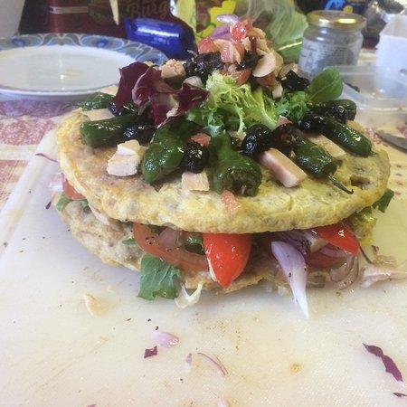 Abaco: Tortilla
