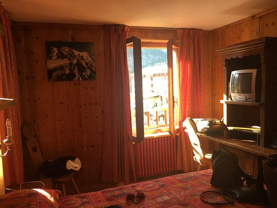 Chalet Hotel Cristallo: camera