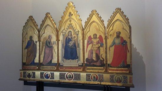Pinacoteca Nazionale di Bologna : splendida tavola