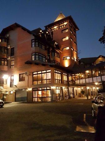 هوتل ريكانتو دا سيرا: Hotel