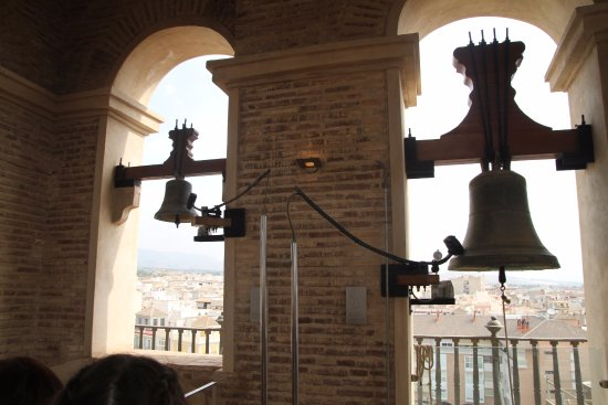 Totana, Spagna: Campanario