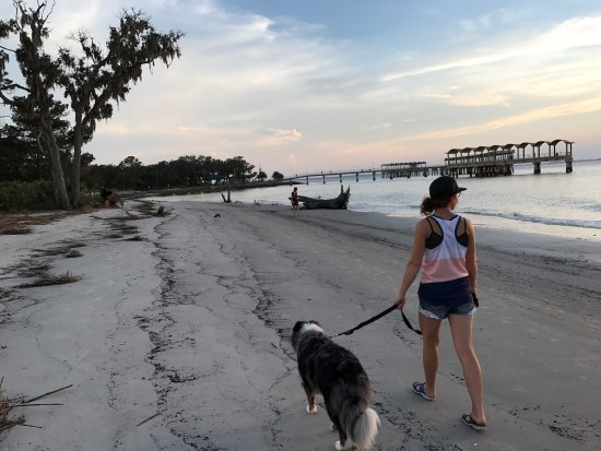 Jekyll Island Campground : Quel endroit magnifique!!!