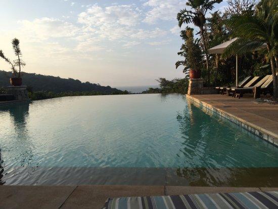 Fairmont Zimbali Lodge: Wonderful setting
