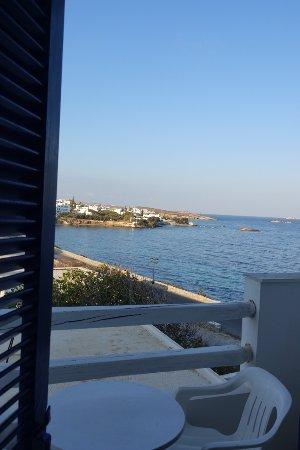 Pandrossos Hotel: seaview