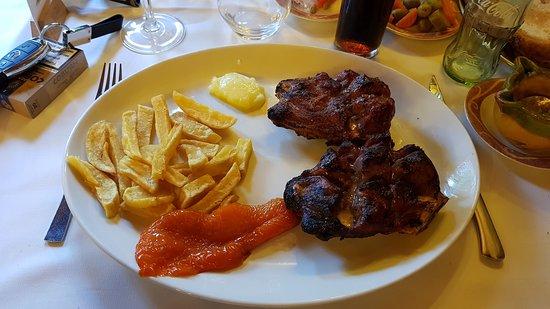 Bigues i Riells, สเปน: Can Traver Restaurant