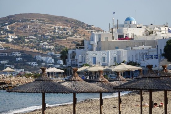 Pandrossos Hotel: close by beach