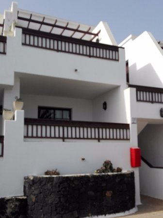 Rosamar Apartments: Terrazas