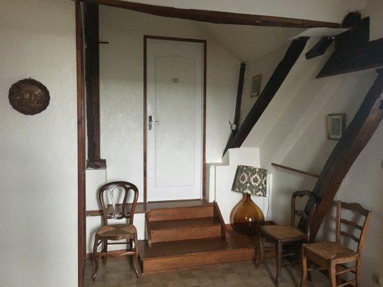 Indre, Francia: ingresso camera