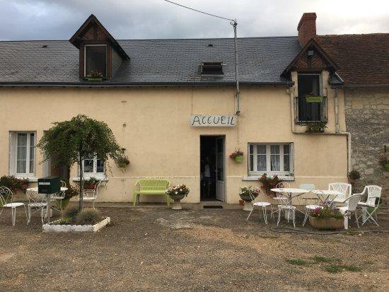 Indre, Francia: ingresso