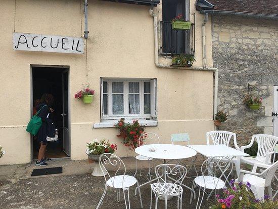 Indre, Frankreich: ingresso